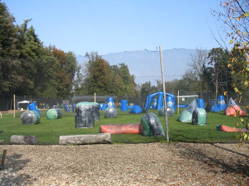 Das Painballfeld in Dornbirn